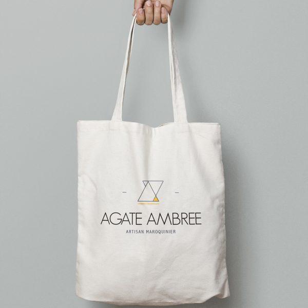 Agate Ambrée