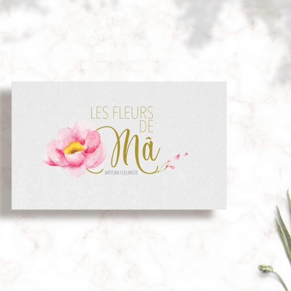 Logo les Fleurs de Mâ